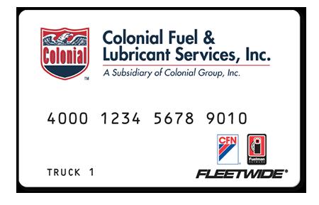 CFLS CFN fleet card