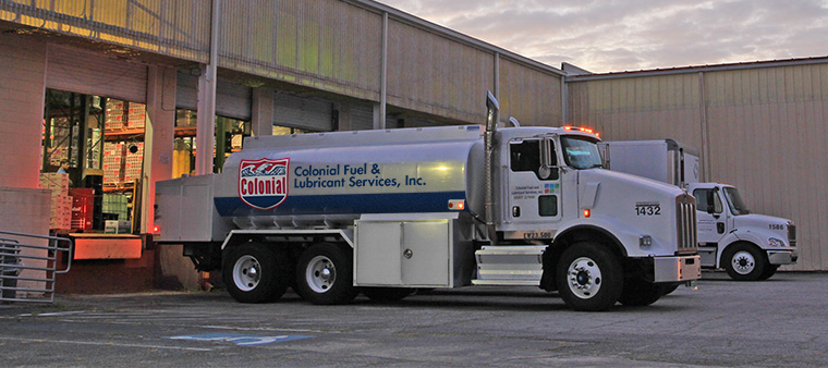 Colonial Fuel & Lubricant Services